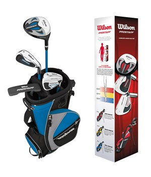 Wilson Prostaff Junior Golf Package Set (5-8 Year)