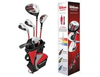Wilson Prostaff Junior Golf Package Set (11-14 Year) 2013