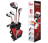 Wilson Prostaff Junior Golf Package Set  11-14 Year