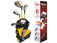Wilson Prostaff Junior Golf Package Set (8-11 Year) 2013
