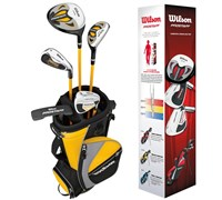 Wilson Prostaff Junior Golf Package Set  8-11 Year
