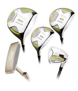 Wilson Ladies Prostaff LCG Combo Club Set (Graphite Shaft)