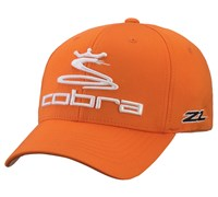 Cobra Pro Tour Flexfit Cap (Vibrant Orange)