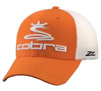 Cobra Pro Tour Sport Mesh Cap (Orange)