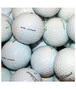 Titleist Pro V1 Lake Ball 100 Balls - Grade B