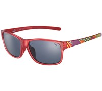 Puma Golf Mens Acetate Sunglasses - PU15130 (Red)
