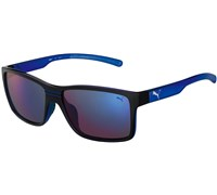 Puma Golf Mens Acetate Sunglasses - PU15189 (Navy)