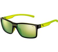 Puma Golf Mens Acetate Sunglasses - PU15189 (Yellow)
