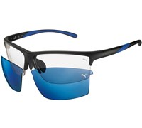 Puma Golf Mens Acetate Sunglasses - PU15192 (Black)