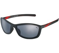 Puma Golf Mens Acetate Sunglasses - PU15196 (Black)