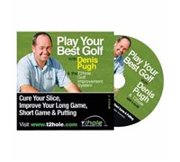 T2hole Denis Pugh Golf Instruction DVD