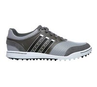 Adidas Mens Adicross III Spikeless Golf Shoes 2014 (Grey/White)
