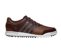Adidas Mens Adicross III Spikeless Golf Shoes 2014 (Tan Brown/Scout Metallic)