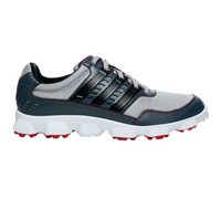 Adidas Mens Crossflex Sport Golf Shoes 2014 (Aluminium/Black)