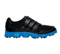 Adidas Mens Crossflex Sport Golf Shoes 2014 (Black/Blue)