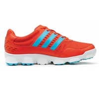 Adidas Mens Limited Edition Crossflex SP1 Golf Shoes 2014 (Orange/Blue)