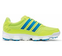 Adidas Mens Limited Edition Crossflex SP1 Golf Shoes 2014 (Electricity/Solar Blue)