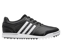 Adidas Junior Adicross III Golf Shoes 2014 (Black/Black/White)
