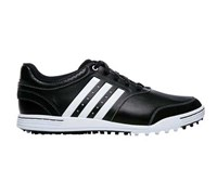 Adidas Mens Adicross III Spikeless Golf Shoes 2014 (Black/White)