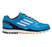 Adidas Mens Adizero Sport II Golf Shoes 2014 (Blue/White/Black)