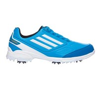 Adidas Mens Adizero TR Golf Shoes 2014 (Blue/White)