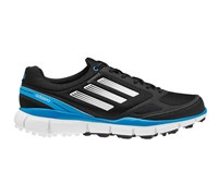 Adidas Ladies Adizero Sport II Golf Shoes 2014 (Black/White)