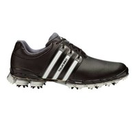 Adidas Mens Tour 360 ATV M1 Golf Shoes 2014 (Black/White)