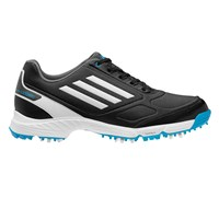 Adidas Junior Adizero Golf Shoes 2014 (Black/White/Blue)