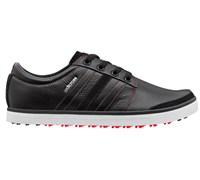 Adidas Mens Adicross Gripmore Golf Shoes 2014 (Black/White)