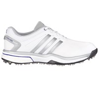 Adidas Ladies Adipower Boost Golf Shoes 2015 (White/Silver)