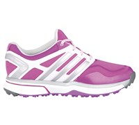 Adidas Ladies Adipower Sport Boost Golf Shoes 2015 (Pink/White)