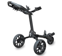 Stewart Golf R1 Push Trolley (Black/Black)