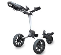 Stewart Golf R1 Push Trolley (White/Black)