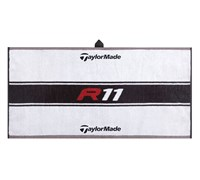 TaylorMade R11 Players Towel 2012 (White)