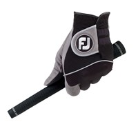FootJoy Mens RainGrip Xtreme Golf Gloves - Pair 2014 (Black)