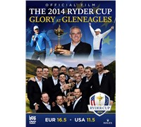 Ryder Cup 2014 Official Film DVD  40th Edition