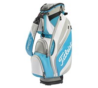 Titleist Reversible Cart Bag 2014 (Blue/White/Grey)