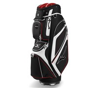 Mizuno Rider II Cart Bag 2014 (Black/Red)