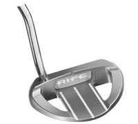 Rife Island Series Barbados Putter with SuperStroke  Heel Shaft
