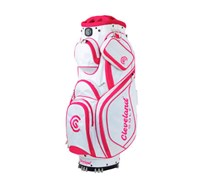 Cleveland Ladies Golf Cart Bag 2013 (Rubine Red)