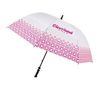 Cleveland Ladies Golf 60 Inch Umbrella (Rubine Red)