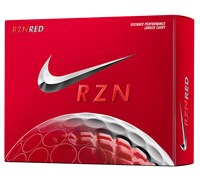Nike RZN Red Golf Balls 2014  12 Balls