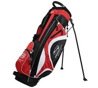 Stewart Golf S1 Superlight Stand Bag (Black/Red)