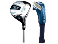 Cobra Ladies S2 Offset Fairway Wood (Graphite Shaft)