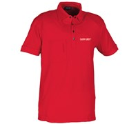 Galvin Green Mens Max Tour Edition Polo Shirt (Electric Red)