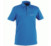 Galvin Green Mens Max Tour Edition Polo Shirt (Swedish Blue)