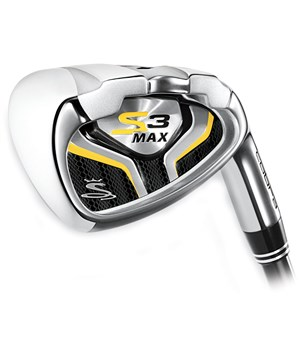 Cobra Golf S3 Max Single Demo Irons (Steel/Graphite)