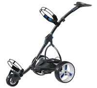 Motocaddy S3 Pro Digital Electric Trolley (Black)