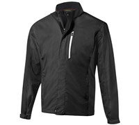 Mizuno Mens Hyper Rain Jacket (Black)