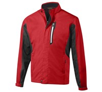 Mizuno Mens Hyper Rain Jacket (Fire)